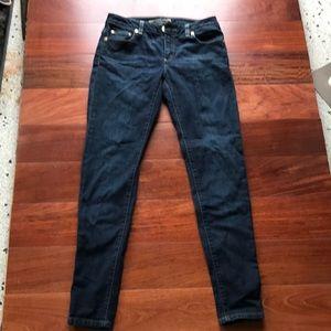 Michael Kors izzy skinny jeans Sz 4